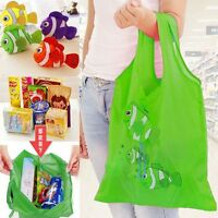 Folding Bags Portable Shopping Bag Eco-friendly Sack Reusable Carrier Bag