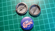 Epox margarine stick pin 60'S speldje Dutch pinback button  3pcs