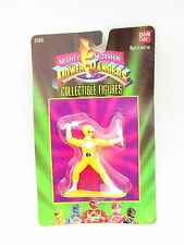 Mighty Morphin Power Rangers YELLOW RANGER 1993 Bandai NEW Action Figure PVC