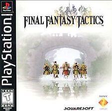 Final Fantasy Tactics (Sony PlayStation 1, 1998)