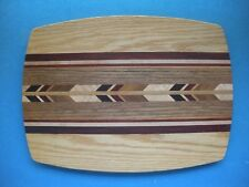 SOLID WOOD INLAY ART Mousepad, Cheese Tray, Cutting Board, Western Indian