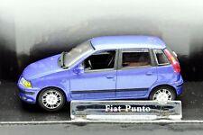 MODELLINO AUTO FIAT PUNTO SCALA 1/43 DIECAST CAR MODEL MINIATURE MACCHINA COCHE