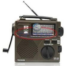 One TECSUN Digital Radio Receiver Emergency Light Radio Dynamo Radio GR-88