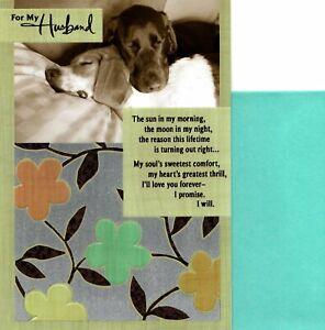 Happy Anniversary Husband Sun In My Morning Soul Sweet Theme Hallmark Card