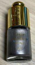 Christian Dior nail polish 303 GRAY PEARL rare 7,5 ml VINTAGE