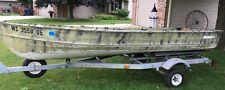 Lf - 1964 Starcraft 14' Aluminum Boat & Trailer - Wisconsin