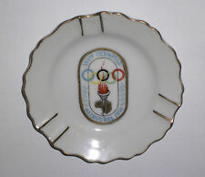1956 OLYMPIC GAMES MELBOURNE ORIGINAL ASHTRAY  FREE SHIPPING!!!!!!!!!!!!!!!!!!!!