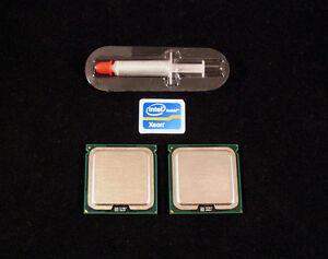 Dell Precision T7400 T5400 3.0GHz X5450 8-Core Two x Quad Xeon CPU Upgrade #8