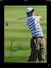 Tiger Woods Signed Autogragh 8x10 Reprint Photo