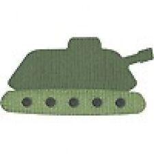 """Quickutz """"RS-0732"""" Singlekutz Die """"Tank"""""""