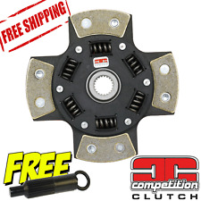 Competition Clutch 4 Puck Sprung Honda Civic D15 D16 99698-1420