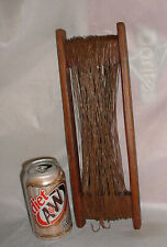 Antique Cod Fishing Hand Line With Wire Line
