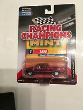 RACING CHAMPIONS MINT - 1999 CHEVROLET SILVERADO Z-71 PICKUP TRUCK - 1/64 Scale