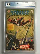 Strange Adventures 205 - PGX 5.5 - Origin & 1st Appearance of Deadman