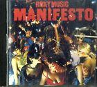ROXY MUSIC Manifesto CD Ottime Condizioni