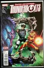 THUNDERBOLTS #2 (2016 MARVEL Comics) - NM Comic Book