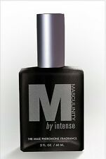 Masculinity By INTENSE Pheromone Men-Attract Men 2 oz. (Ships Same Day!)
