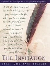 The Invitation by Oriah Mountain Dreamer and Mountain D. Oriah (1999, Hardcover)