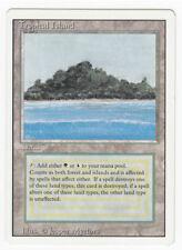 Tropical Island Tropeninsel Magic english Revised Dual Land Scan 18J141