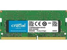 Crucial 8GB 260-Pin DDR4 SO-DIMM DDR4 2666 (PC4 21300) Memory (Notebook Memory)