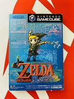 Nintendo Game Cube The Legend of Zelda The Wind Waker Japanese ver