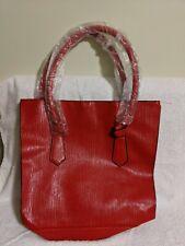 Elizabeth Arden Large Purse Shoulder Tote Bag Scarlet Red