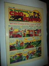 """IL GIORNALE DI CINO E FRANCO ANNO I VOLUME 1 1935 RISTAMPA - OTTIMO """"N"""""""