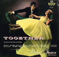 """Robert Farnon and His Orchestra TOGETHER 12"""" LP 1956 UK DECCA LK 4158 De Sylva"""