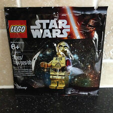 LEGO STAR WARS - 5002948 C-3PO Polybag Brand New In Sealed Bag