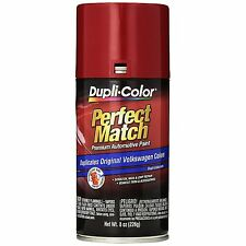 Duplicolor BVW2037 For VW Code LY3D Tornado Red 8 oz. Aerosol Spray Paint