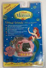 Giga Pets The Little Mermaid Virtual Friend Pet Deluxe Vtg Pink NEW Tamagotchi