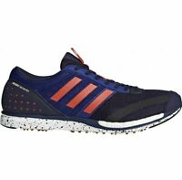 ADIDAS MENS ADIZERO TAKUMI SEN BLUE RED RUNNING TRAINING RUNNERS GYM SHOES