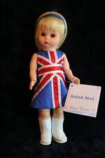 Madame Alexander British Mod #46625 8 IN Box Madame Alexander Doll