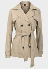 Atmosphere Button Women's Trench Coats