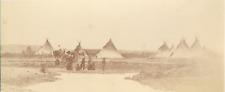 Nebraska ? - North American Indians of the Plains, Albumen print c.1885