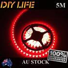 12V Red 5M 3528 SMD 300 Led Strips LED Strip Lights Waterproof Boat Car Caravan