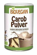 Poudre De Caroube Bio Sans Gluten 200g Biovegan | Farine De Caroube Bio Pour Cho