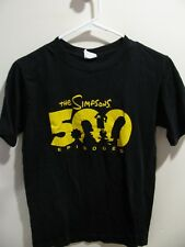 The Simpsons Mens 500th Episode T-Shirt Size S
