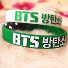 Kpop Bangtan Boys BTS JUNGKOOK JIMIN JIN V SUGA IN BLOOM Silicone Wristband