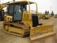 2014 CATERPILLAR D4K2 LGP TRACK TYPE CRAWLER TRACTOR DOZER CAT