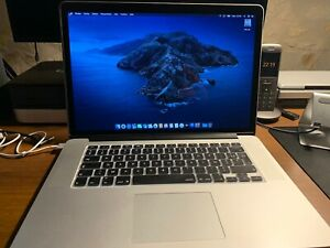 "MacBook Pro 15"" Retina Intel i7 2,6 Ghz QuadCore Ram16Go SSD 1To"