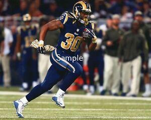 Todd Gurley Los Angeles Rams Photo TG1