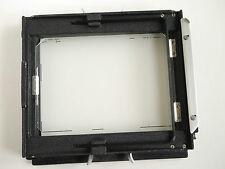 Sinar P 5x7 Back / Focussing Screen Assembly + Coupling Frame