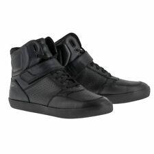Alpinestars Lunar Motorcycle Motorbike Short Shoes Boots - Black