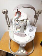 Ingenuity 2 in 1 Baby Schaukel Wippe Wiege Liege Baby Einschlafhilfe B-Ware