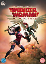 Wonder Woman: Bloodlines (DVD) Rosario Dawson, Jeffrey Donovan