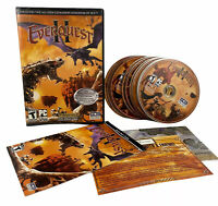 Everquest 2 PC Computer Game Complete W/ Manuals- Free Shipping