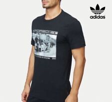 adidas Black T-Shirts for Men