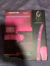 Monster Illuminessence #122042-00 Small Space Led Mood Lighting Kit