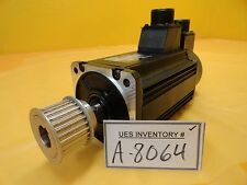 Panasonic MSMA102P1H AC Servo Motor TEL Tokyo Electron Lithius Used Working